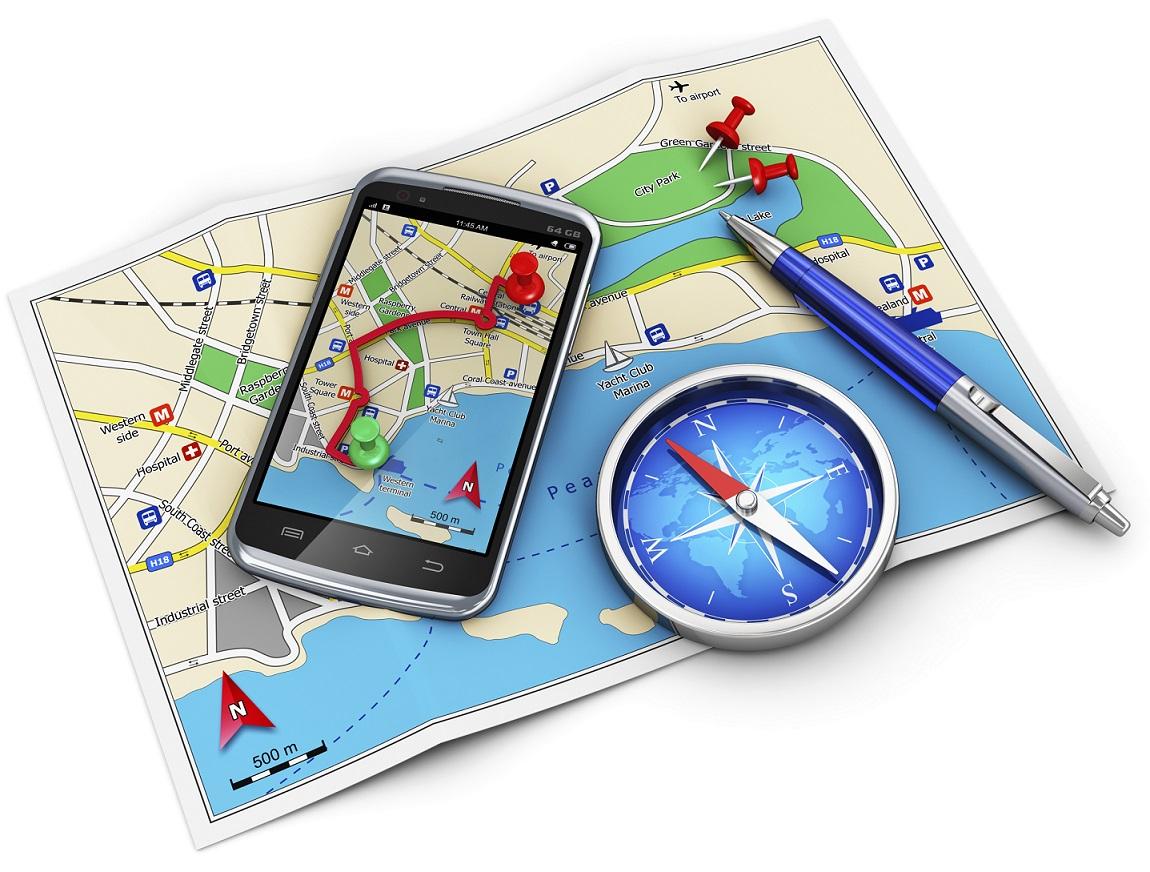 Aplikasi Maps Sangat Membantu Dalam Perjalanan