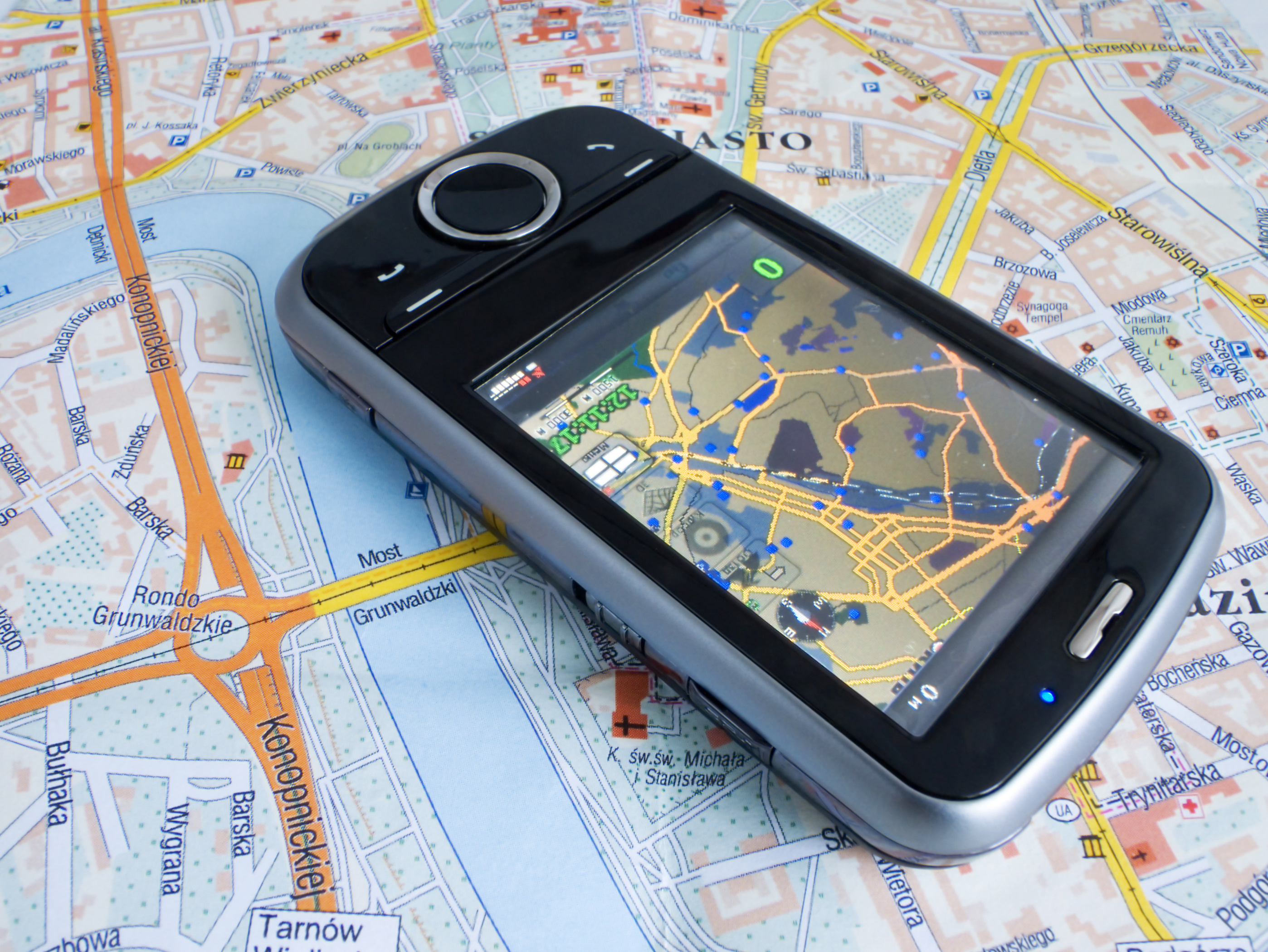 Aplikasi Smartphone Bisa Melacak Keberadaan Orang Lain