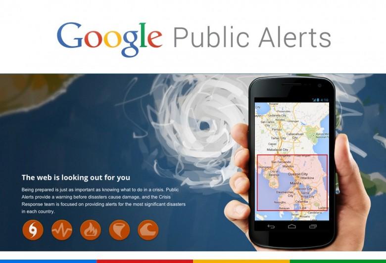 Fitur Terbaru Google Adalah Google Public Aletrs